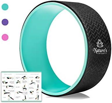 Natures Integrity Yoga Wheel Eco Friendly product image