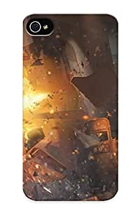 03353253795 Faddish Tom Clancy Rainbow Six Siege Case Cover For Iphone 4/4s With Design For Christmas Day's Gift