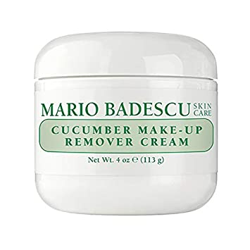 Amazon.com: Mario Badescu pepino make-up Remover Crema, 4 oz ...