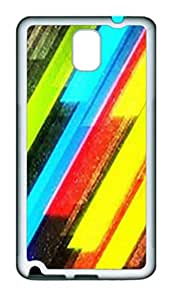Samsung Note N9000 Cases & Covers VUTTOO Color Star Lines Custom TPU Soft Case Cover Protector for Samsung Note N9000¨C White