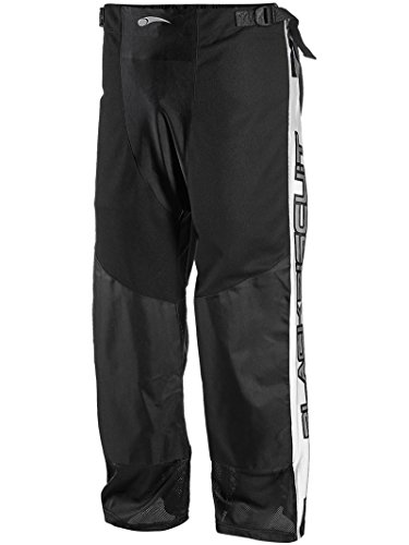 "Hockey Line Pants In (3100 ""Playa"" Inline Hockey Pant- Black/White (Sr Lg))"