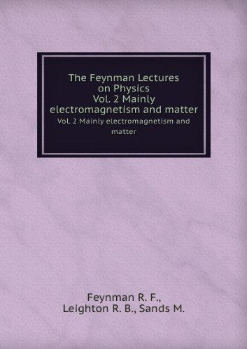 Epub lectures physics feynman download on the