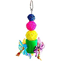 Lily Chew Bird Toy - Parrots