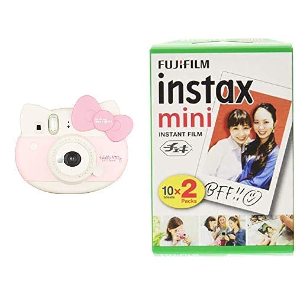 適応的スクリュー参照FUJIFILM インスタントカメラ instax mini 8+(プラス) ココア&フイルム100枚セット