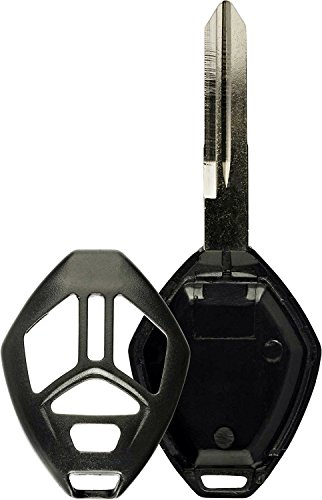 mitsubishi car key shell - 6