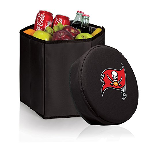 - NFL Tampa Bay Buccaneers Bongo Insulated Collapsible Cooler, Black