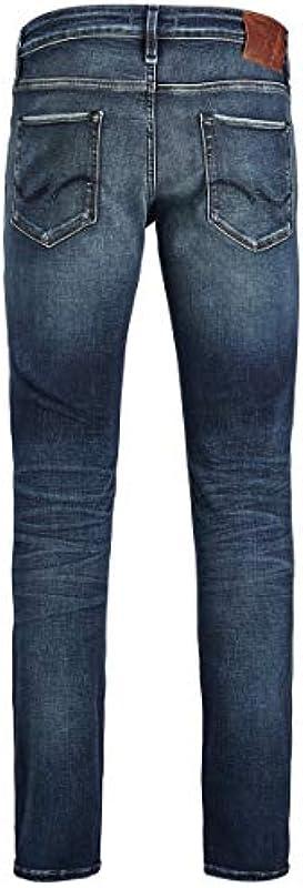 JACK & JONES Męskie dżinsy Slim: Odzież