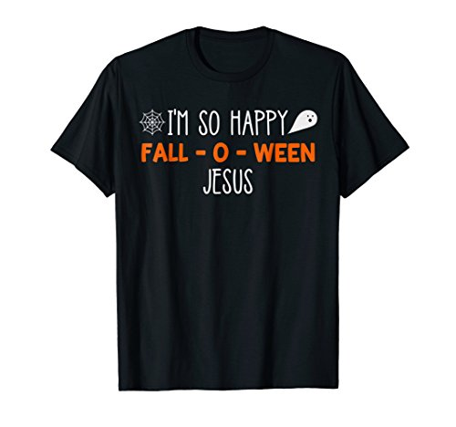 Christian Halloween Shirt Jesus Church Cross Bible Verse]()