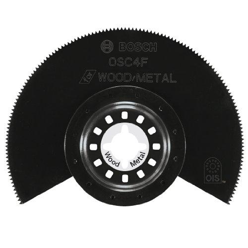 Bosch OSC4F 4-Inch Bi-Metal Multi-X Segment-Blade
