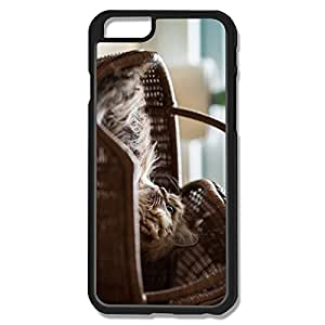 Alice7 Lazy Cat Case For Iphone 6,Nerdy Iphone 6 Case