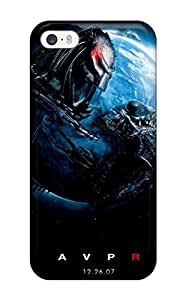 New Alien Tpu Skin Case Compatible With Iphone 5/5s