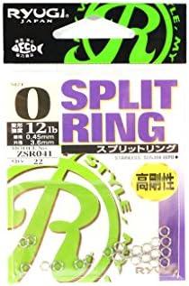 リューギ RYUGI Rスプリットリング ZSR041 #0