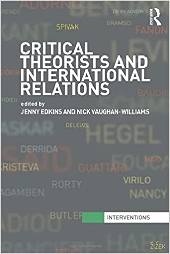 Critical Theorists and International Relations (Interventions