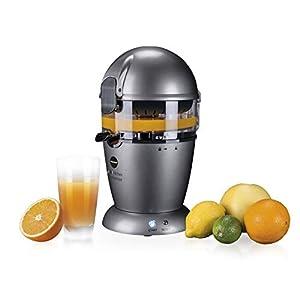 MACOM Just Kitchen 873 Auto-Squeezer-Spremiagrumi Completamente Automatico, Antracite Potenza: 50W, 50 W 14