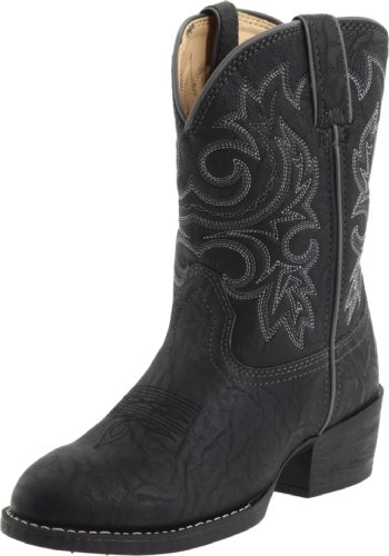 Durango Kids BT278 Lil' 8.5 Inch,Black,12.5 M US Little Kid