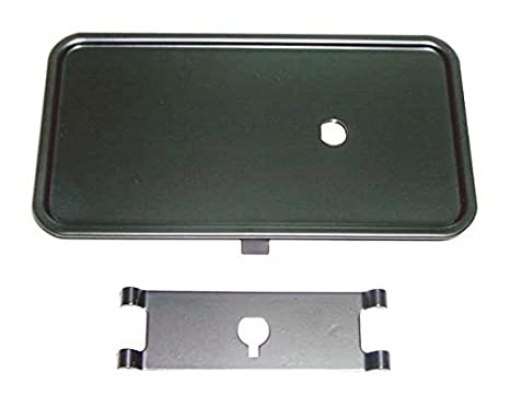 Amazoncom Heater Control Block Out Plate 64 66 Chevy Gmc Truck