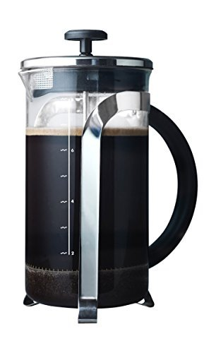 Tea and Coffee Accessories Tea & Coffee Accessories French Press Coffee Maker 8 Cup Coffee Brewers, Grinders & Presses (a) - 2PC