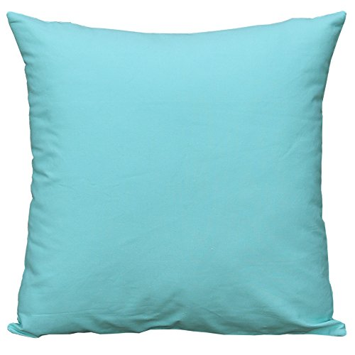 Mosong Cotton Linen Square Decorative Throw Pillow Case Cushion Cover , 18