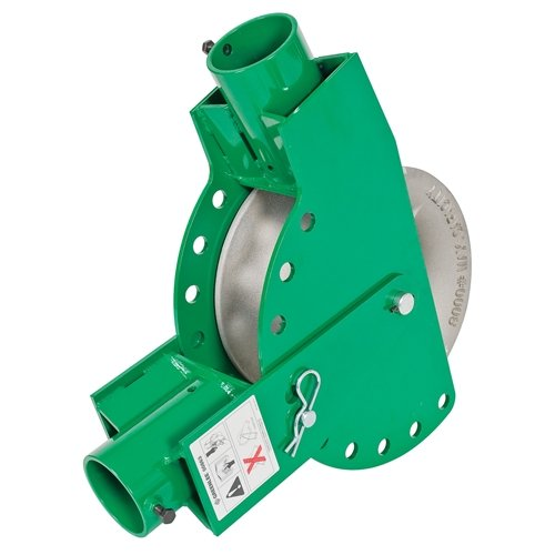 Greenlee 00863 Tugger Cable Puller Elbow Unit