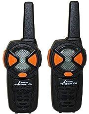 Stabo Elektronik 20100 - Stabo Freecomm draadloze telefoon, zwart