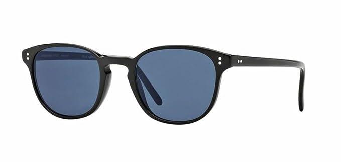 a180a858b59 Amazon.com  Oliver Peoples - Fairmont Sun - 5219 49 - Sunglasses ...