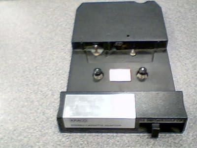 Kraco Enterprises, Inc. Kraco Stereo Cassette Adapter Model# KCA-8 (8-Track Cassette Tape Adapter)(Put Cassette in 8-Track Adapter and Cassette will play in a 8-Track Player) from Kraco Enterprises, Inc. Kraco