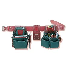 Occidental Leather 8080DB SM OxyLights™ Framer Set with Double Outer Bags