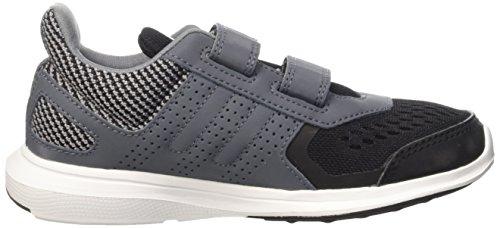 cblack onix Chaussures Grau De Gris Hyperfast 2 Adidas grey K Garçon Running Cf Compétition 0 pFgwBq