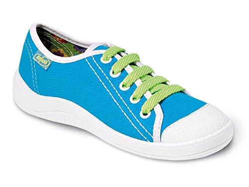 BEFADO Kinder Freizeitschuhe Sneaker 244Y Türkistöne