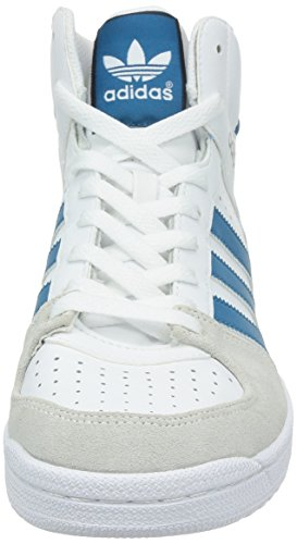 Pro Blanc Mode neo running F13 Play hero Baskets S08 White Adulte Blue Adidas Mixte 2 Ftw 0w140xg