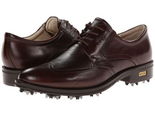 ECCO Golf(エコー ゴルフ) メンズ 男性用 シューズ 靴 オックスフォード 紳士靴 通勤靴 Golf New World Class - Cocoa Brown/Cocoa Brown [並行輸入品] B07BK72TWF