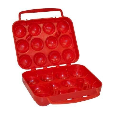 Coleman Company 12 Count Egg Container, Red by Coleman ()
