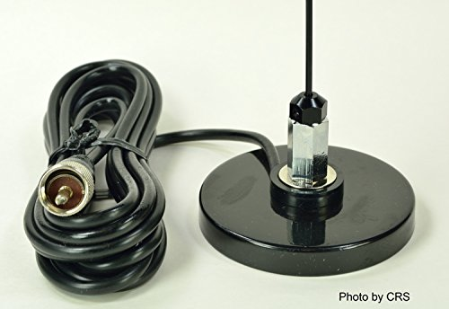 Workman Magnetic Mobile Antenna Ham Radio 2 Meter/70 cm 140 to 150 and 440 to 470 MHz KRDB by Workman (Image #2)