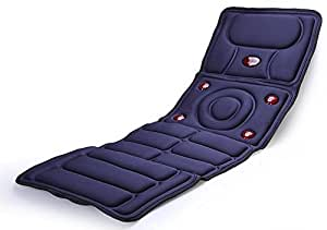 Aoohe Full-Body Massager Health Care Health Monitors Massage Mattress Cushion Vibration Head Body