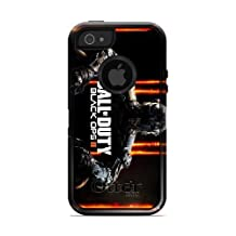 iPhone 5/5s/SE Case,OtterBox Commuter Series Custom Case for iPhone 5/5s/SE [Black] [CALL OF DUTY BLACK OPS III 2015 GAME POSTER](FGLKKLLD92376 )