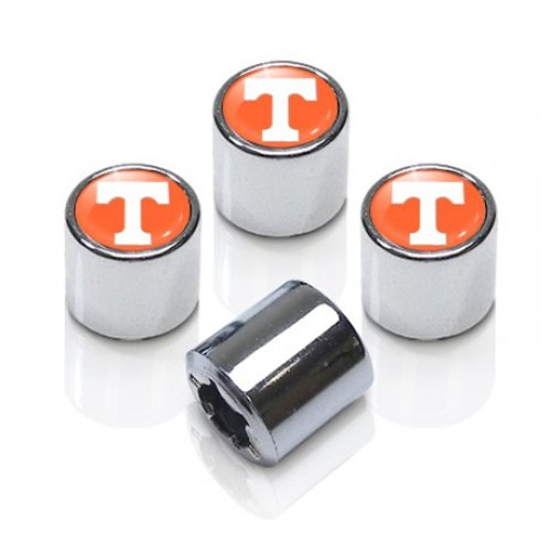 Tennessee Volunteers Orange University - Stockdale Tennessee Volunteers Valve Stem Caps,Silver