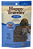 Ark Naturals Happy Traveler Soft Calming Chews, For Cats and Dogs, Eases Anxious
