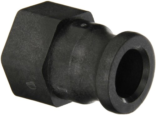 Banjo 75A3/4 Polypropylene Cam & Groove Fitting, 3/4 Male Adapter x NPT Female