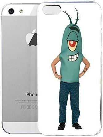 Hu Xiao funda con tapa para iPhone 5/5S plancton niño de Bob ...