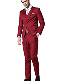 Amazon.com: Reds - Suits & Sport Coats / Clothing: Clothing, Shoes ...