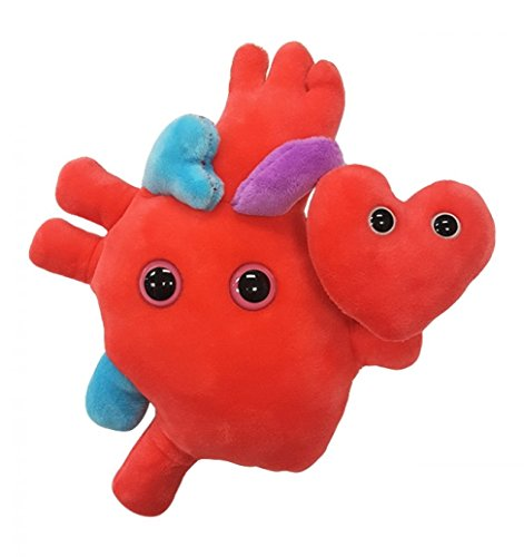 GIANTmicrobes Heart to Heart -