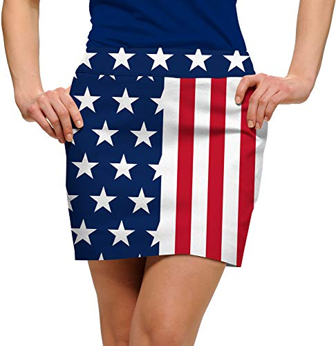 Loudmouth Golf Stars & Stripes StretchTech Women