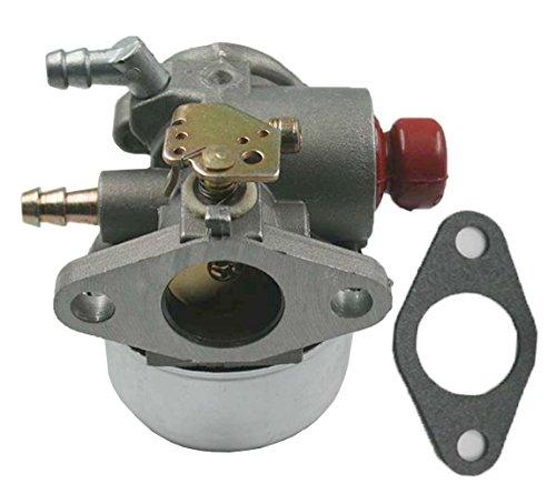 (Carburetor Carb For Coleman Powermate Maxa 3000 OHV Electric Generator Enduro with Tecumseh 5.5HP 6HP Engine Motor PM0523001 3000 Watts 3000W)