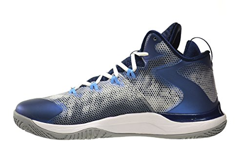 check out d24b6 6dea2 ... discount code for amazon jordan super.fly 3 mens shoes white university  blue midnight navy ...