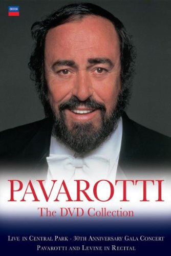 Luciano Pavarotti - DVD Collection (Boxed Set, 3PC)