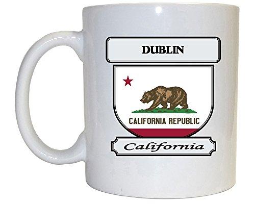 Dublin, California (CA) City Mug