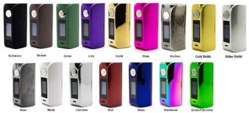 Asmodus Minikin V2 Akkuträger Box Mod Farbe Rainbow