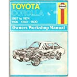 img - for Toyota Corolla 1967-1974 book / textbook / text book