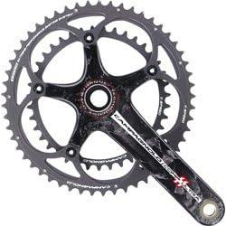campagnolo(フリガナ: カンパニョーロ) 自転車 ロードバイク 部品 COMP ULTRA OT クランクセット170/39-52 24-FC14COU092