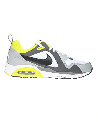 Nike - Zapatillas de running para hombre white/black-dark grey-wlf grey
